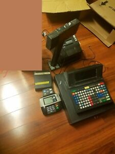 Ruby Verifone Register Complete Gas Station Setup payment Terminal