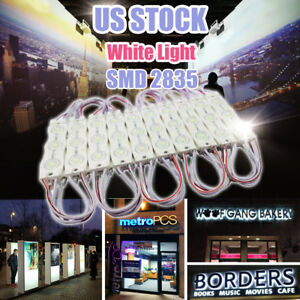 Us Waterproof Led Module Ul Smd 2835 Designed For Internal Illumination Of Signs