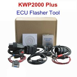 Chip Tuning Tool Kwp 2000 Plus Ecu Flasher Smart Decode Remapping Programmer New