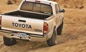 Toyota Tailgate Vinyl Decal Sticker Emblem Logo Graphic