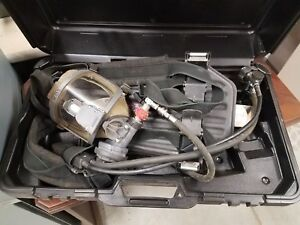 Interspiro Scba Mask And Case