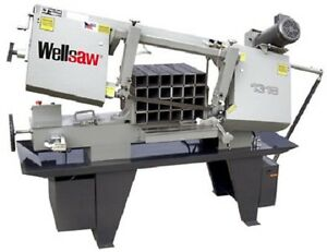 Wellsaw 1318 13 X 18 Band Saw Made In Usa Free Shipping