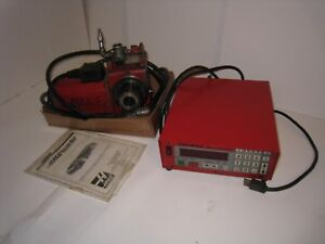 Haas 5c 17 Pin Rotary 4th Axis Air Lock Indexer With Haas Controller