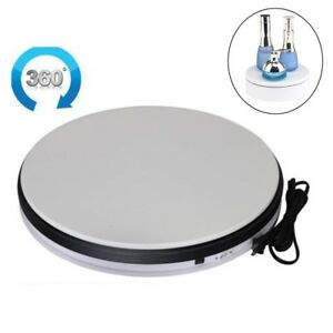 Rotating Display Stand 100 Lbs Loading Rotary 14 Turntable Electric Motorized