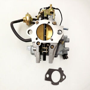 Carburetor For Carter Ford 250 300 Yfa E250 F250 1 Barrel Electric Choke