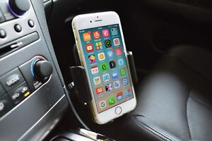 Car Dashboard Windshield Cell Phone Cradle Holder Mount For Iphone 8 7 Plus X