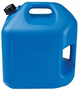 Midwest Can 7600 Kerosene Can 5 Gallon Capacity Diesel Pack Safety Durable
