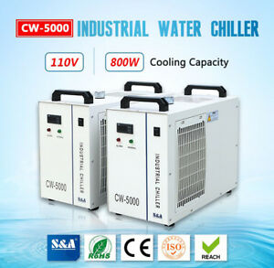 S a Water Chiller Cw 5000 For 3w 5w Ultraviolet Laser laboratory Instruments