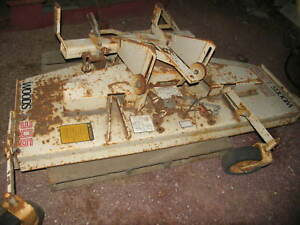 Woods L306 Belly Mower Deck Allis Chalmers Wd Wd45 Farmall H