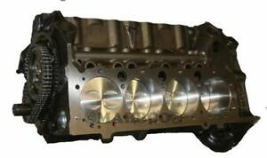 Remanufactured Gm Chevrolet 5 4 327 Large Journal Short Block 1968 1969