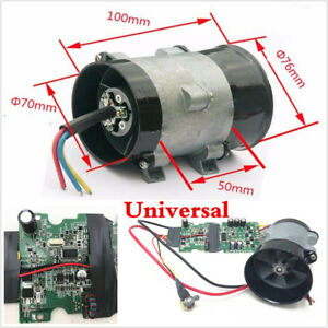 Universal 12v 16 5a Car Electric Turbo Charger Boost Air Intake Fan Bold Lines