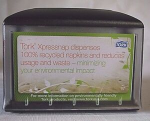 Tork Xpressnap Tabletop Napkin Dispensers 32xpt lot Of 4 new xpressnap