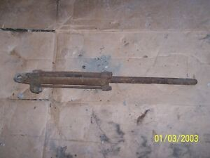 International farmall Tractor H M Super H Super M Cultivator Lift Cylinder