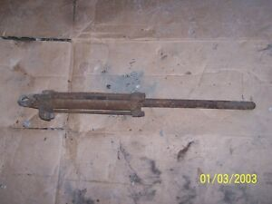 International farmall Tractor H M Super H Super M Cultivator Lift Cyl Welder