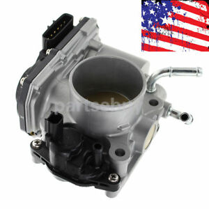 Oem Genuine Throttle Body 16400 Rnb A01 For 2006 2011 Honda Civic R18 1 8 Engine