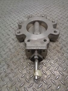Used Flowseal 4 Valve 316 Stainless A 03518