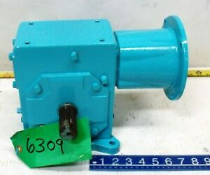 Electra Motors Dresser Electric Motor Speed Reducer Ratio 60 To 1 Free Shipping