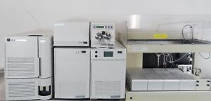 Waters 3100 2998 Mass pda Triggered Autopurification Lc ms System