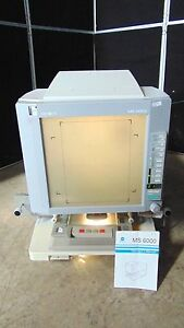 Minolta Ms 6000 Microfiche Reader Unit Powers Up Responds R505z