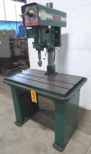 Powermatic Variable Speed Drill Press 20 1200 24 x40 Table 3 Mt 30069