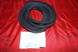 19491 950 1951 Ford Car Trunk Lid Seal