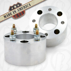 4 Lug 100mm To 4 X 100mm Wheel Adapters Spacers 3 Usa Made