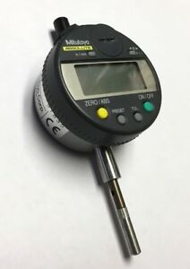 Mitutoyo Absolute Digimatic Electronic Drop Indicator 0 12 7mm Digital