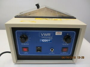 Vwr Scientific Inc Water Bath Model 1220t