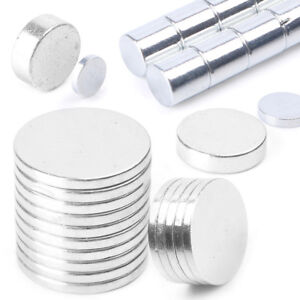 5 100pcs Super Strong Round Disc 10 X 2 Mm Magnets Rare Earth Neodymium N35
