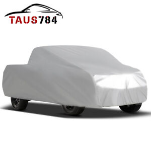 Premium Truck Cover Outdoor Tough Waterproof Uv Rain Heat Resistant Protection