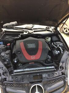 2010 Slk350 Engine Complete 38k Miles Excellenmt Condition 2009 2008