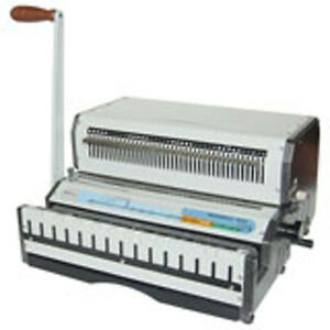 Akiles Wiremac e31 e21 Wire Binding Machine