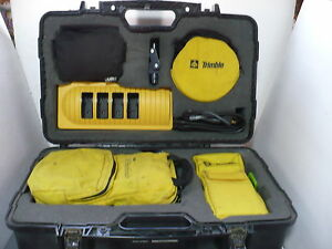 Trimble Navigation Gps Pathfinder Tdc1 Data Collector Field Kit Trimble Case