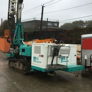 Cassagrande M9 1 Drilling Rig