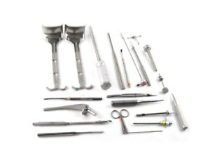 Lot 20 Mixed Medical Surgical Tool Instrument V Mueller Richards Smith Nephew