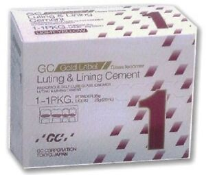 10 X Gc Fuji Luting Lining Cement Mini Pack Best Sales Free Shipping