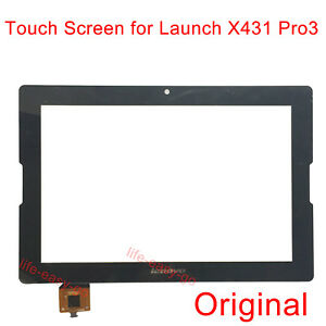 Original Touch Screen Replacement For Launch X431 Pro3 Pro3s Pros Auto Scanner