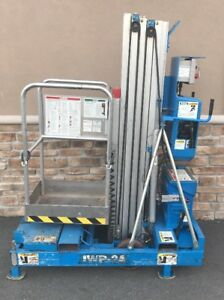 Genie Iwp 24 Personnel Electric Man Lift