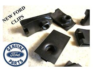 New Ford Super Duty Bed Bolt Clips Truck Bed Bolt Clips 8 Pieces Superduty