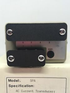 Electro meter Hsiang Cheng Model Spa Utility Hc Power Current Transducers