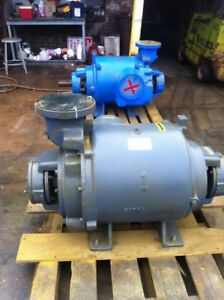 New Nash Vacuum Pump Liquid Ring Sc 7