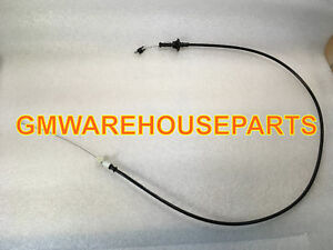 2000 2002 Camaro Firebird Ls1 5 7 Accelerator Cable Throttle Cable New 12565560