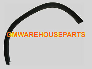 Chevrolet Gm Oem Trax Front Fender Wheel Well Flare Arch Molding Left 95275450