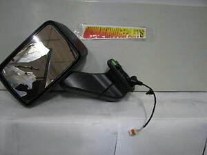 2007 2010 Hummer H3 Driver Side Power Mirror Left New Gm 20836083