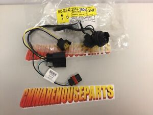 2007 2013 Chevy Silverado Headlight Wiring Harness New Gm 25962806