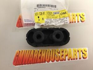 Exhaust Pipe And Muffler Hanger Insulator New Gm 15092802