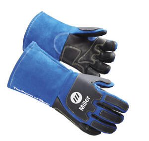 Miller 263350 Arc Armor Extra Heavy Duty Mig stick Welding Glove Large