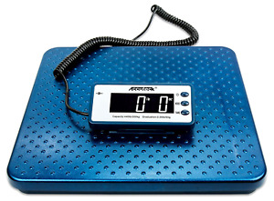 Digital Postal Shipping Scales Heavy Duty Weighing 440lb Large Capacity Lcd Disp
