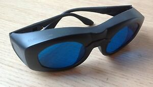 Ce Red ir Laser Safety Goggles Glasses Od6 600 1100nm 633 755 808 980 1064 Etc