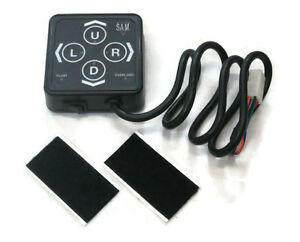 New Snow Plow Touch Pad Membrane Switch With Rectangular Harness Plug 1306083